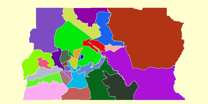 Download mapas Office
